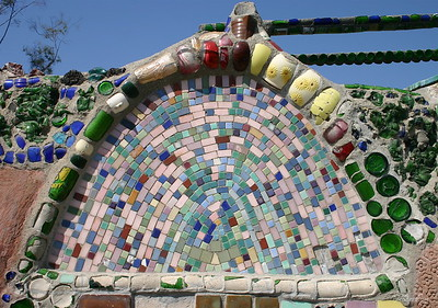 The Watts Towers September 2006
