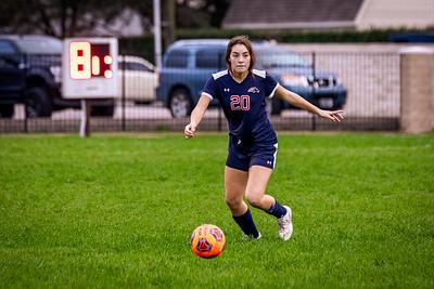 BACS Girls Varsity Soccer 01.26.21