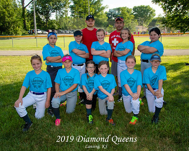 2019 Diamond Queens