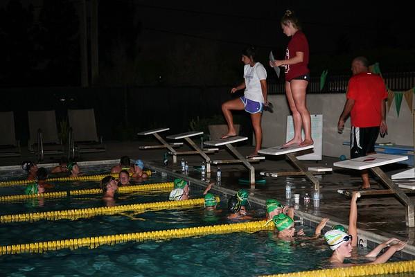 Almaden Gators:13+ night practice