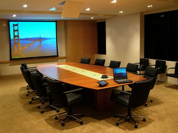 Affymetrix Executive Boardroom
