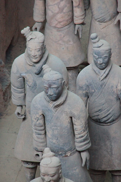 Terracotta Warriors and Horses Museum - Xian, China