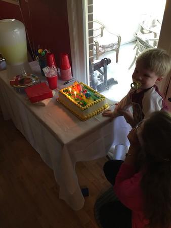 Ian's Birthday