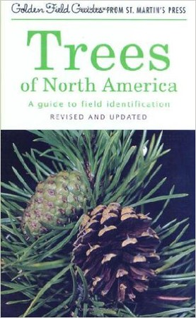 Guide to Trees of North America will help identify fall foliage on your boomer vacation. #fall #book
