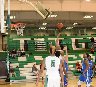 Boys Varsity Basketball - SPHS Tigers vs. Carteret Ramblers - Feb.14, 2014