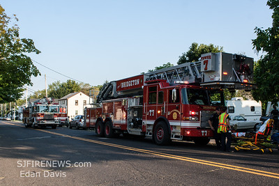 08/29/2018, All Hands Dwelling, Bridgeton City, Cumberland County NJ, S Lawrence St. and Vine St.
