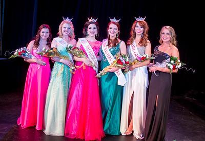 2014 Miss Gering -Western Winner Group Photos