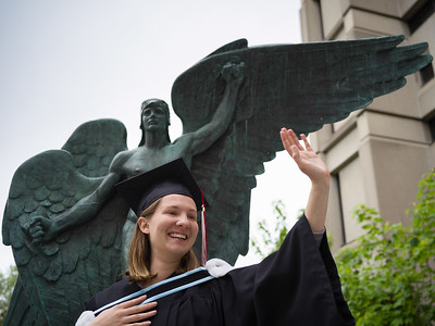 Graduation Day at McGill