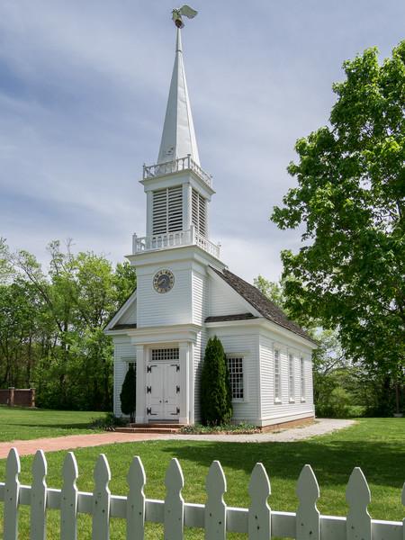 Old Peace Chapel