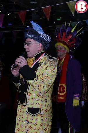 Opening carnaval 10 februari 2018
