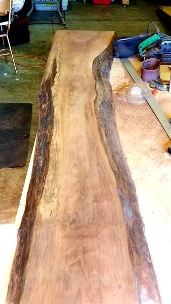 Black walnut-Big slab