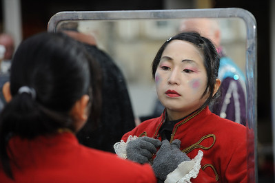 Bremer Karneval 2011 - Carneval theatral