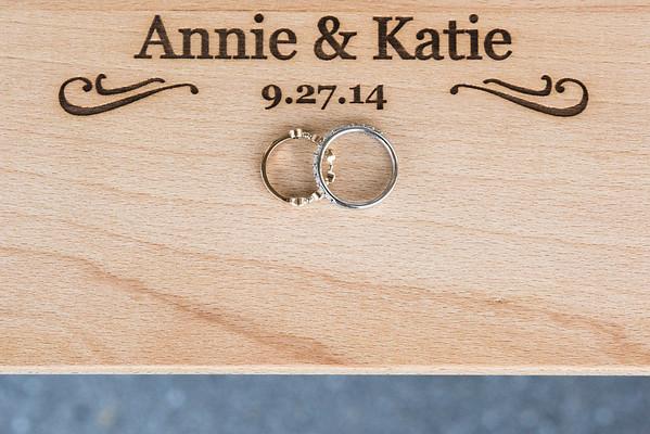 Annie & Katie 2014