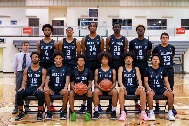 Men's Basketball WSC