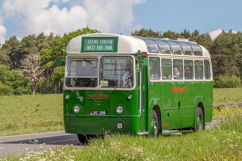 AEC Regal IV with Metro-Cammell body
