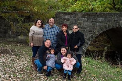 The Villafuerte Family 2017