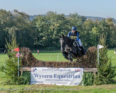 2018-10-19 Bicton Arena International Horse Trials