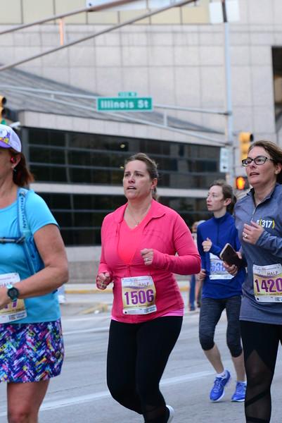 Indy Women's 5K at Illinois Street