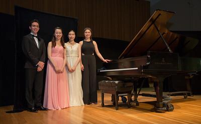 Frost Chopin Academy Showcase Concert II - June 30, 2019