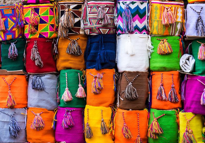 Cartagena Columbia Street Vendor Wares
