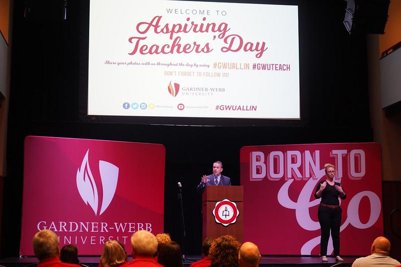 Aspiring Teachers Day 10/4