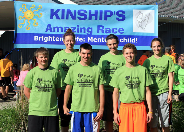 Kinship's Amazing Race  June 7, 2013