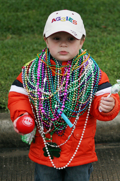 1960 St. Patrick's Parades