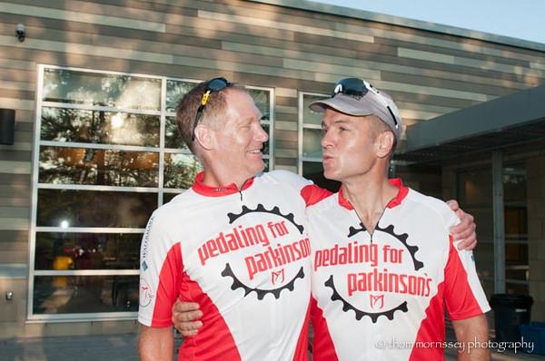 Pedal for Parkinson's 2013
