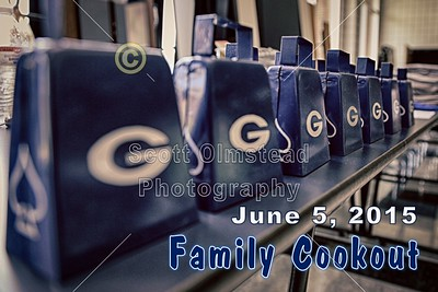 2015 Family Cookout (06-05-15)