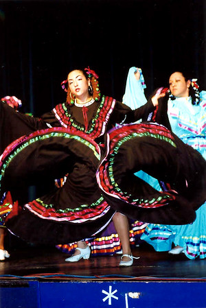 Fiestas Patrias & Pow Wow  - 2005