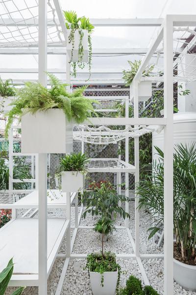Pavilion of the Origins / Hung Nguyen Architects