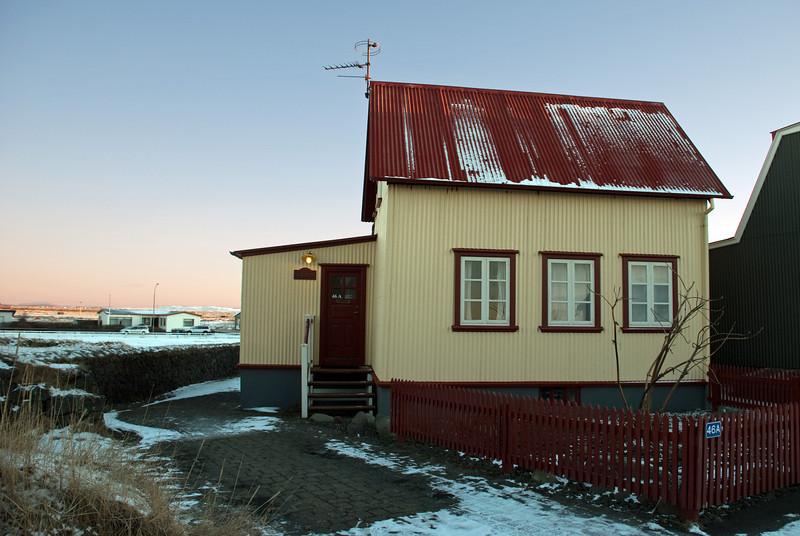 Garðhús - Eyrargata 46 A