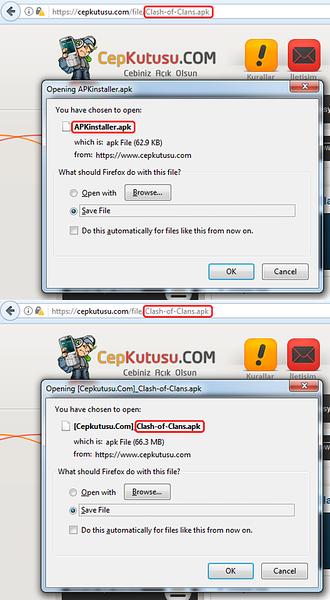 Malware em Loja Turca
