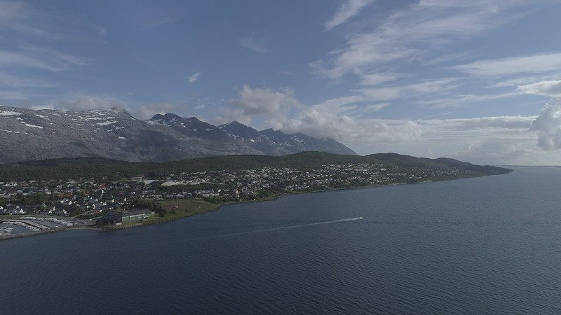 Sandnessjøen aerial