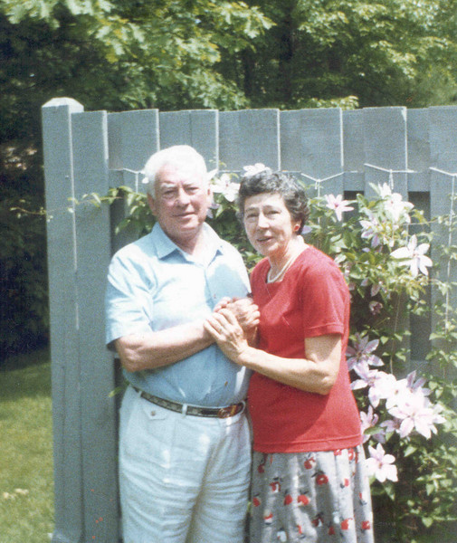 Jack, Marion by fence.jpg