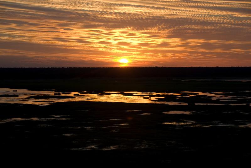 Sunset Over Wetlands 9, Kakadu National Park - Northern Territory, Australia