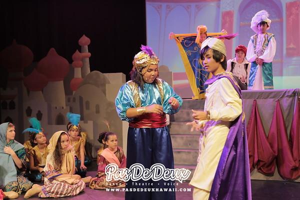 11.  Aladdin's Last Wish