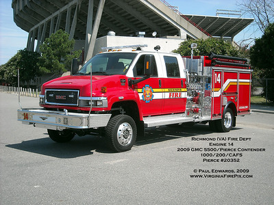 City of Richmond Fire Department