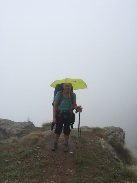 Stage 5: Courmayeur to Refugio Bonatti