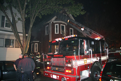 Somerville, MA - 2nd Alarm, 30 Delaware Street, 10-16-08