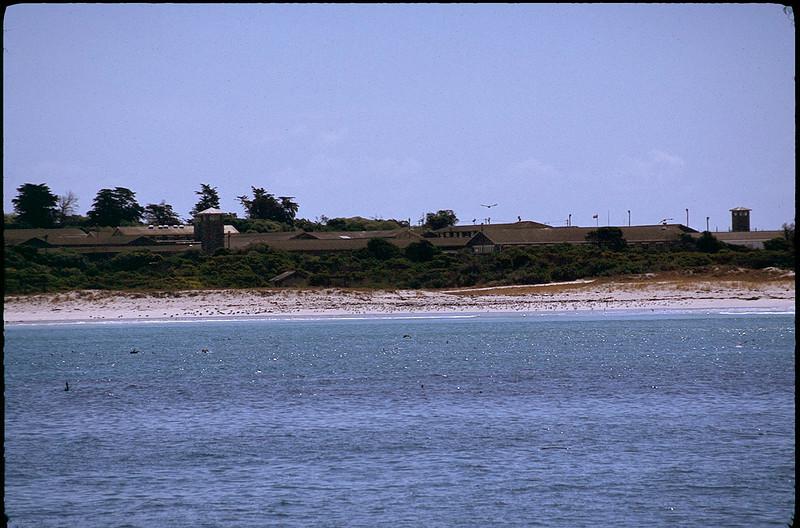 Robben Island where Mandala was imprisoned