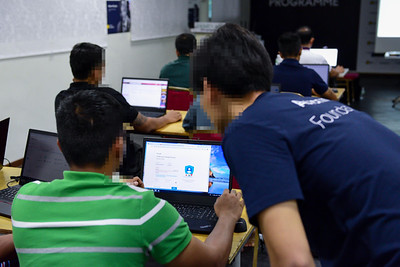 YRF - Acronis IT Skills Programme for ex-offenders
