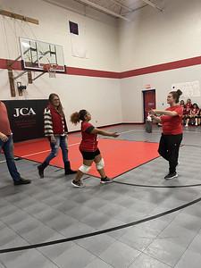 JCA Volleyball Senior Night