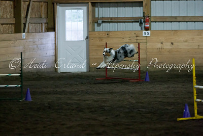 RAT ASCA - Jumpers Open Round 1 - 10/09/11