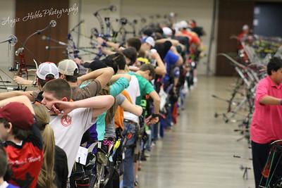 2015 Texas Field Archery Association State Indoor Championship