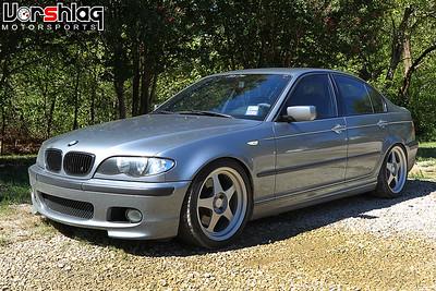 David Cargle '04 BMW 330i Sedan