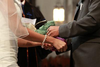 The Deshazier's Wedding Day