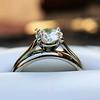 0.78ct Round Brilliant Diamond Bridal Set by Cartier 67