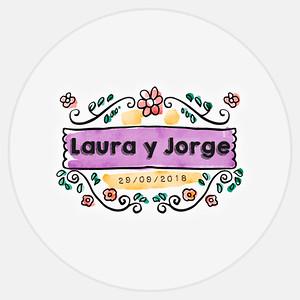 Laura & Jorge
