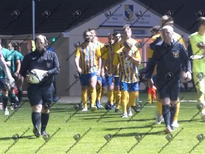 St Blazey (Home) Senior Cup 1st Round